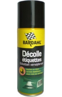 Bardahl Label Remover, 200 мл.