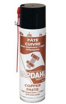Anti Seize Copper Paste, 400 мл.