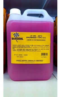Bardahl Antifreeze Organique Type G13, 5 л.