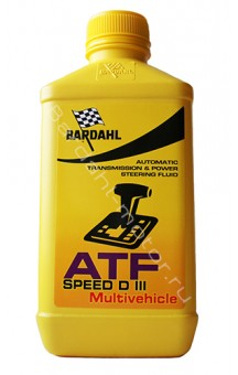 ATF Speed DIII Multivehicle, 1 л.