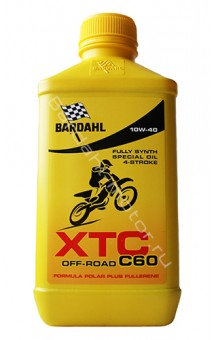 XTC C60 OFF ROAD 10W40, 1 л.