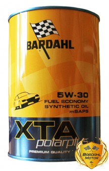 XTA Polarplus 5W30 Fuel Economy, 1 л.