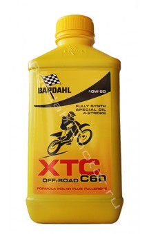 XTC C60 OFF ROAD 10W50, 1 л.