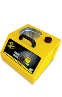 Комплект оборудования очистки воздушной системы авто MACHINE CLEAN AIR