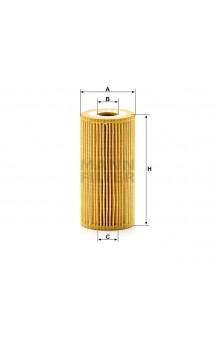 HU7027Z Масляный фильтр MANN-FILTER