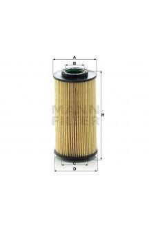 HU712/10x Масляный фильтр MANN-FILTER