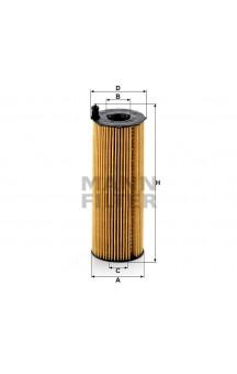HU8003x Масляный фильтр MANN-FILTER