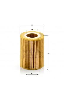 HU826x Масляный фильтр MANN-FILTER