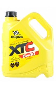 XTC 5W40, 4 л.