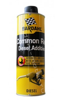 Common Rail Diesel Additive, 500 мл.